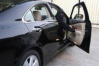 Frau am Steuer - bisher in Saudi-Arabien ein quasi nicht vorhandenes Bild. Doch bald könnten die Frauen vom Beifahrersitz auf den Fahrersitz rutschen.