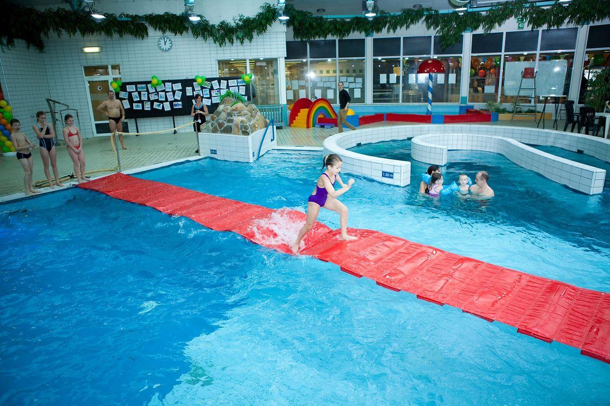 L'espace récréatif Netepark à Herentals promet des heures de jeux