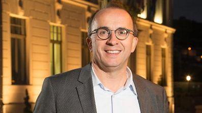 Roberto Traversini, eine feste Größe im Sport und in der Politik der Gemeinde Differdingen.