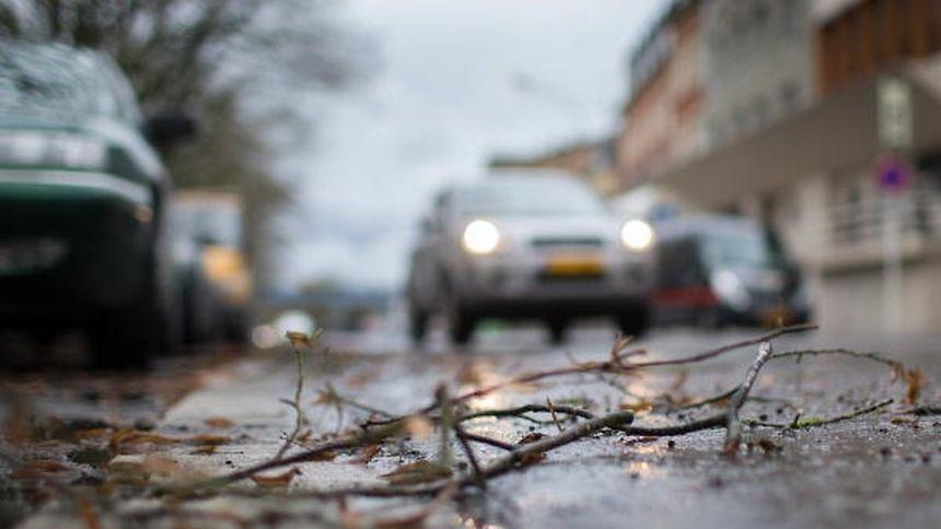 Am Mittwoch bläst ein starker Wind über Luxemburg.