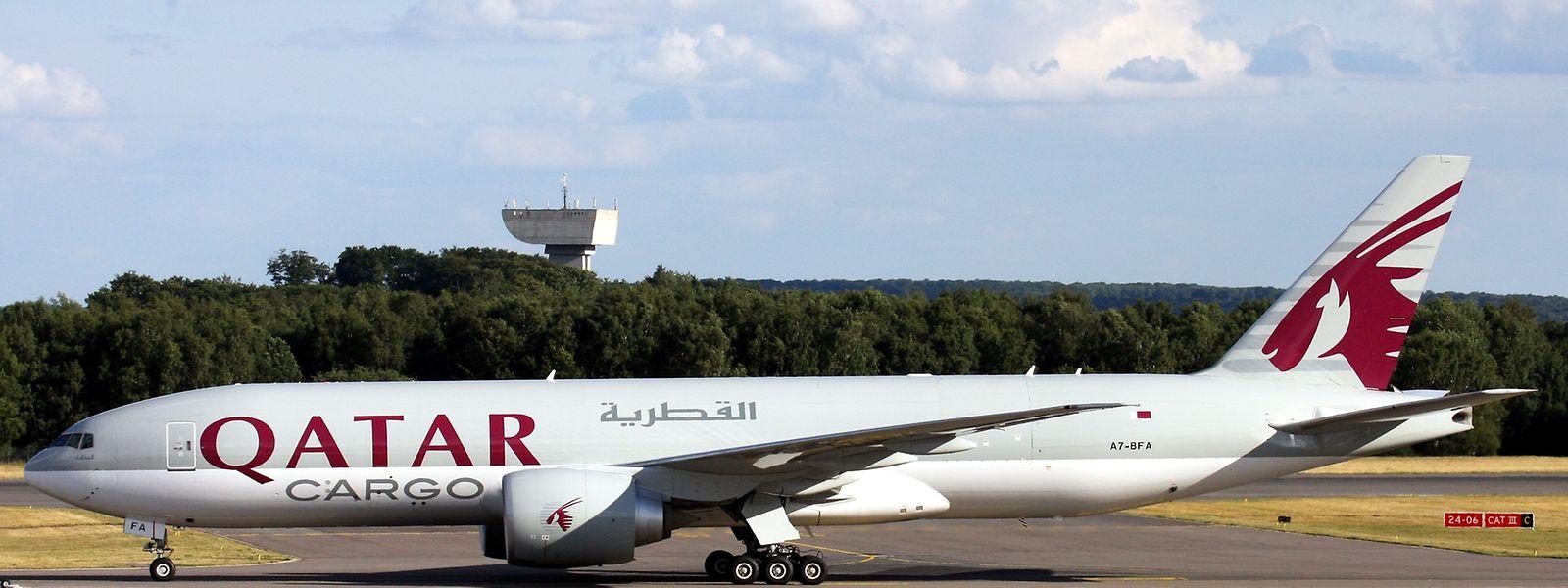 Erst kürzlich hatte die Golf-Airline Qatar Airways zusätzliche Frachtverbindungen von Liège nach Luxemburg verlegt, wo katarische Fluggesellschaften über weitreichende Flugrechte verfügen.