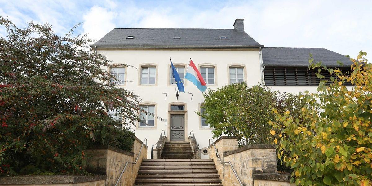 Ab dem 1. Januar 2018 wird die Gemeinde Helperknapp ihren Sitz im Rathaus in Tüntingen haben.