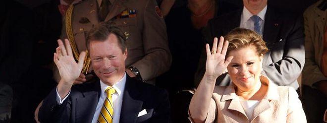 Das großherzogliche Paar wird Österreich besuchen - eines der wirtschaftlich gesundesten Länder Europas.