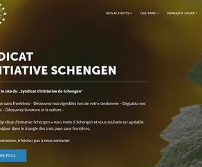 Neien Internetsite: www.si-schengen.lu vum Syndicat d'Initiative Schengen