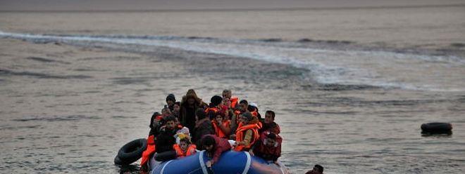 Immer weniger Migranten schaffen es, in See zu stechen.