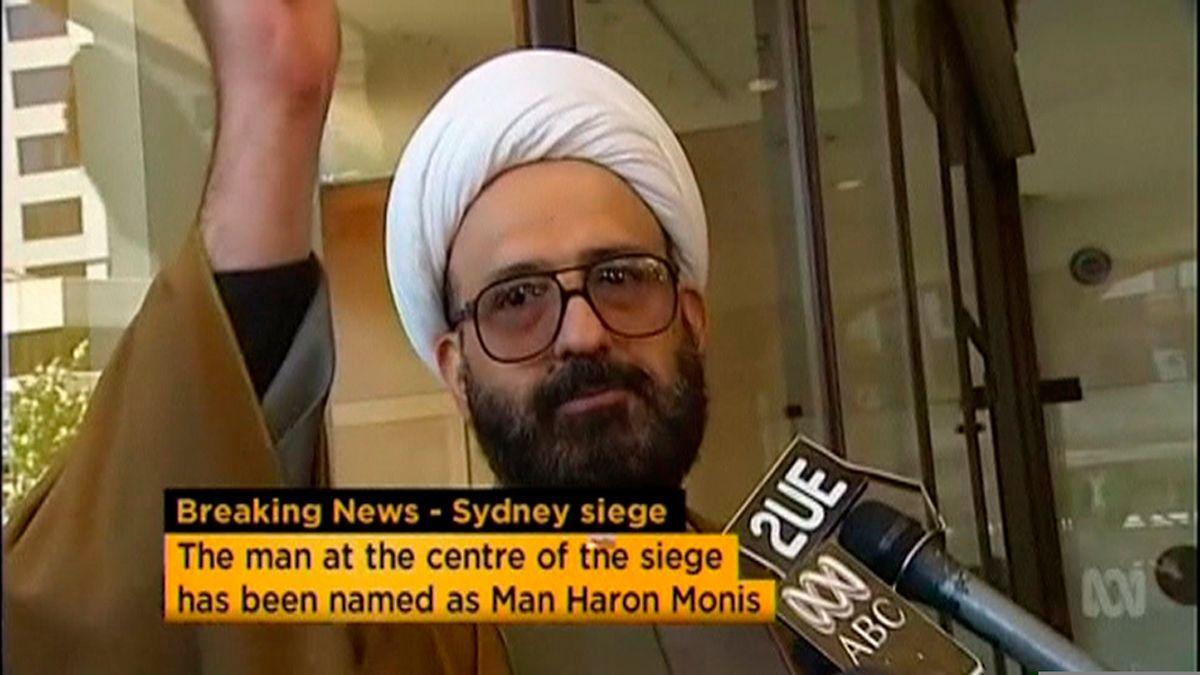 Geiselnehmer Haron Monis hätte den Behörden an und für sich längst aufgefallen sein müssen.