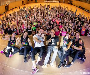 2019_10_12 Zumbachicas ZChicas Luxembourg Zumba® Master Class with Steve Boedt