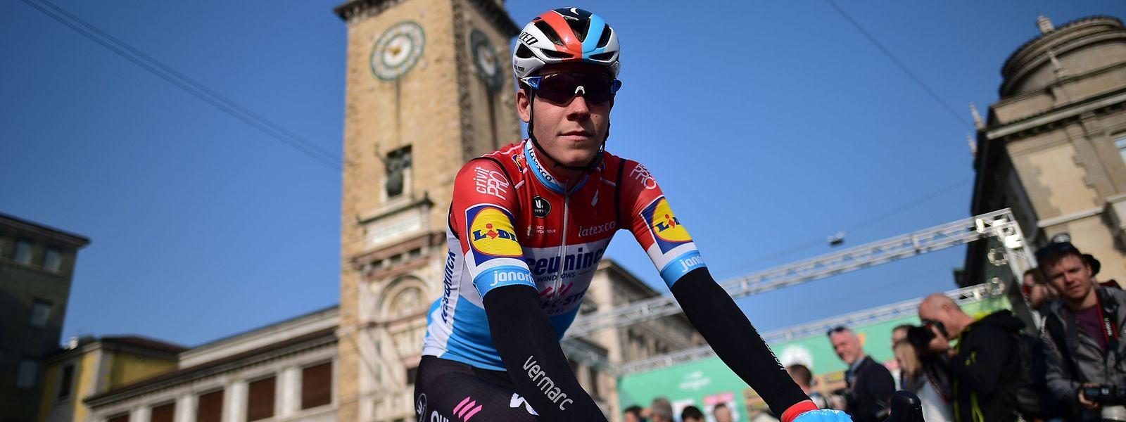 Le champion national Bob Jungels entamera sa saison 2020 au Tour de Colombie, du 11 au 16 février