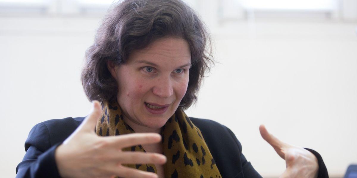 Gerade Unternehmerinnen arbeiten in Luxemburg oft zusammen, erklärt die Forscherin Christina Constantinidis.
