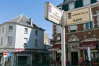 Lokales, Avenue de la Gare, rue Nothomb, Foto: Lex Kleren/Luxemburger Wort