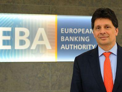 Adam Farkas, chef de l'Autorité bancaire européenne
