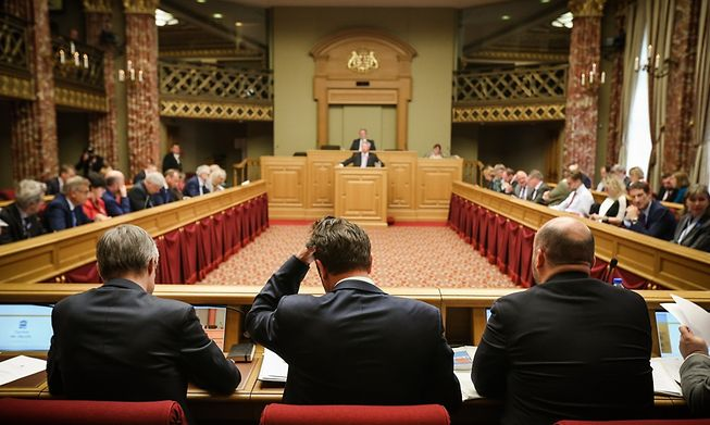 The permanent home of Luxembourg's Chamber of Deputies will return to use next month