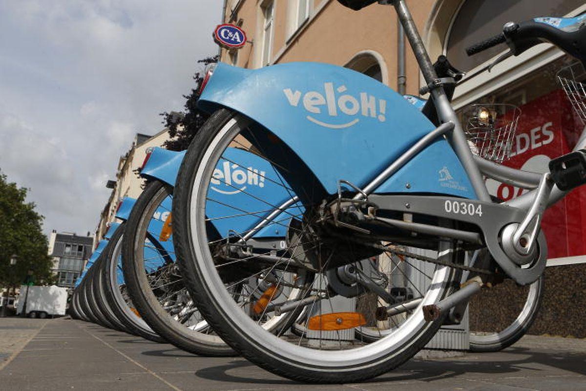 Aus den anfänglichen 250 Fahrrädern im Jahr 2008 sind inzwischen 678 geworden.