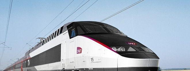Ab Dezember kann man Straßburg ab Luxemburg in 1 Stunde und 25 Minuten erreichen.