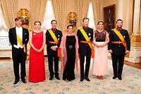 Nationalfeiertag 2019,Fête nationale,Gala Diner im Palais Grand-Ducal.Foto/ Gerry Huberty/Luxemburger Wort