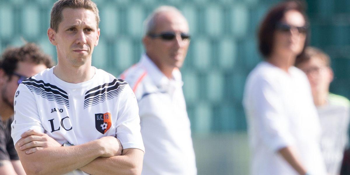 Charles Leweck (Erpeldange): «Le 1-0 tombé très tôt a évacué la tension»