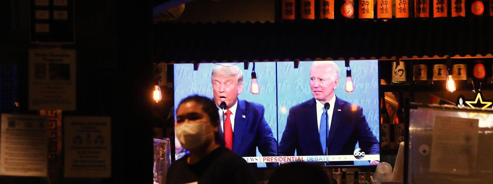 Le candidat démocrate à la Maison Blanche Joe Biden a accusé jeudi Donald Trump d'avoir mené une politique «criminelle» vis-à-vis des enfants migrants.
