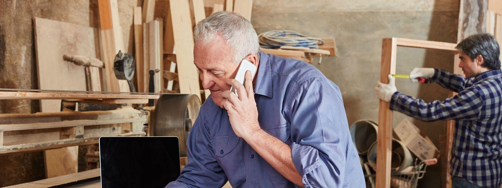 77% des salariés estiment que l'allongement de la vie professionnelle générera un «désintérêt» pour leur travail, selon une étude.
