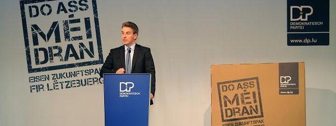 Für DP-Präsident hat die Regierungskoalition abgewirtschaftet.