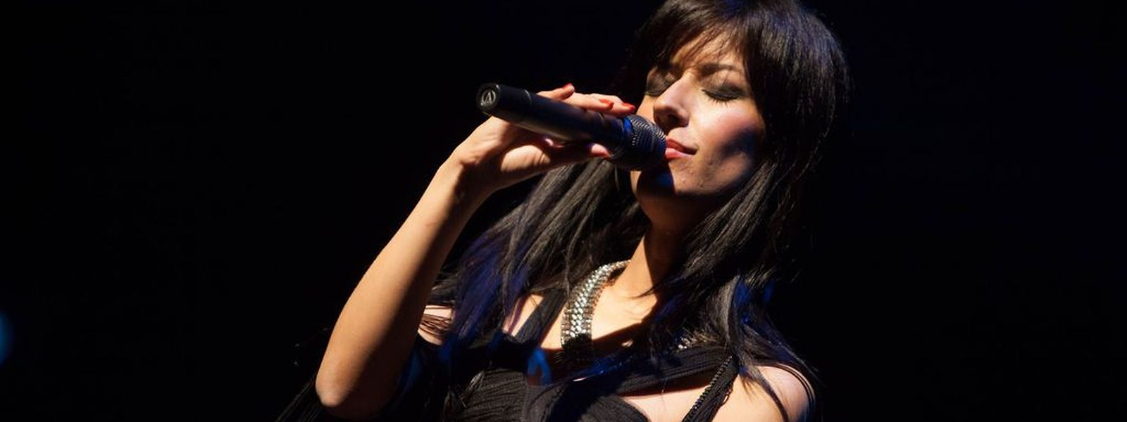 Ana Moura esteve no ano passado no Luxemburgo
