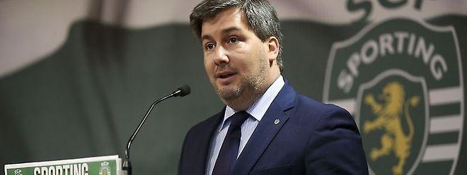 Bruno de Carvalho critica também a posição do Presidente da República, Marcelo Rebelo de Sousa