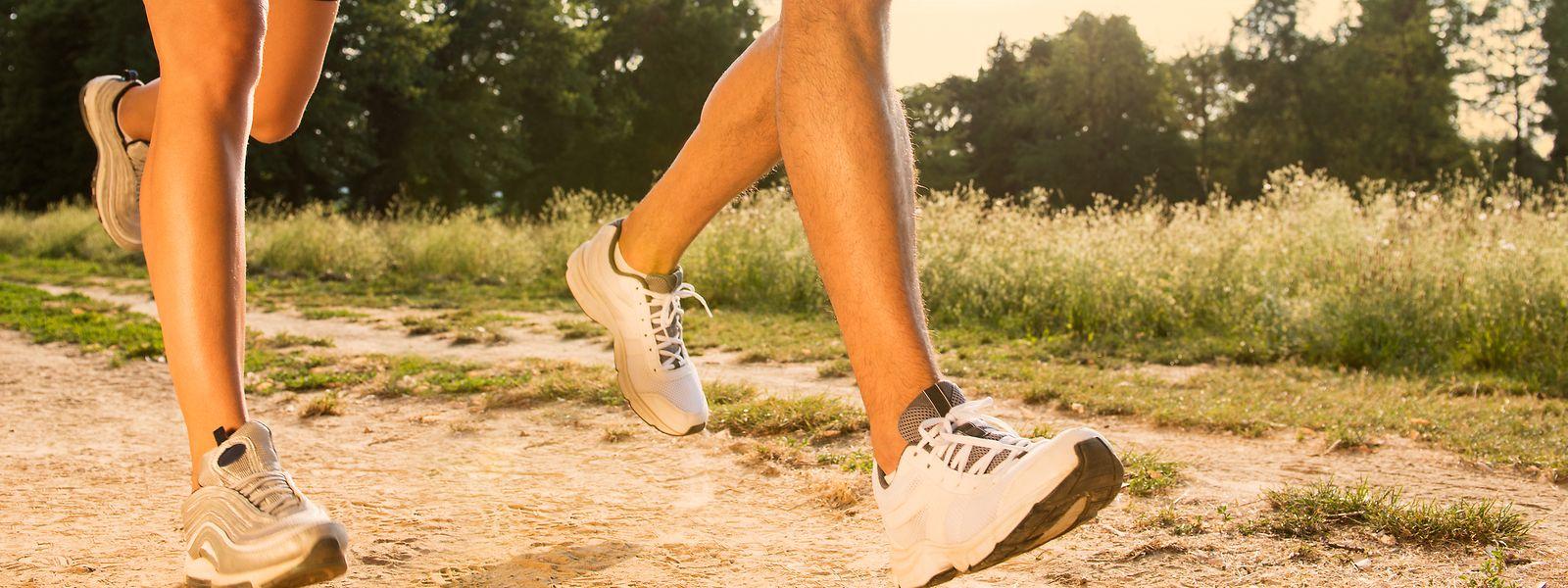 Viele Personen haben zuletzt so manche sportliche Tätigkeit für sich entdeckt oder das Training wieder aufgenommen.