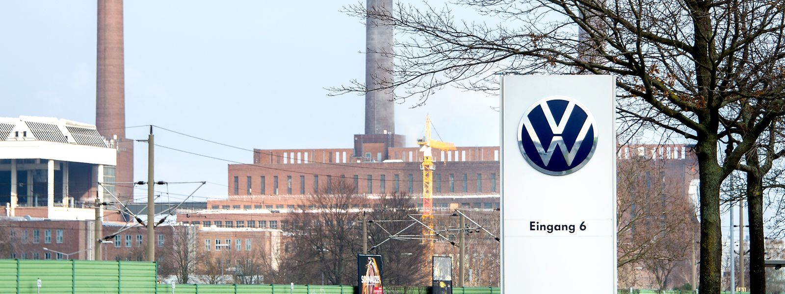 Volkswagen, einer der großen Kunden von Komponentenherstellern im Großherzogtum, legte seine Produktion am Freitag still.
