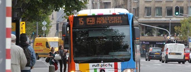 Gratuits jusqu'à 18 ans pour l'heure, le bus et le trains seront gratuits jusqu'à 20 ans révolus à partir de cet été au Luxembourg.
