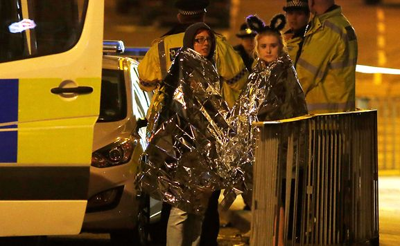 Großbritannien: 23-Jähriger nach Anschlag in Manchester festgenommen