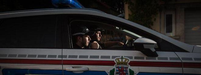 Die Polizei traf in der Nacht auf Sonntag auf viele Personen, die zu viel Alkohol getrunken hatten.