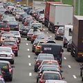 Apparently in Luxembourg we spend 32 hours per year in traffic jams