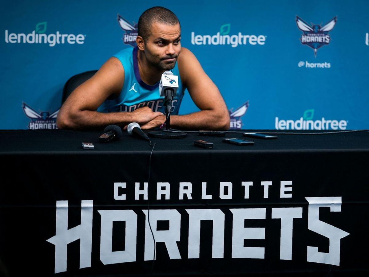 Après San Antonio, un nouveau défi attend Tony Parker du côté des Charlotte Hornets.