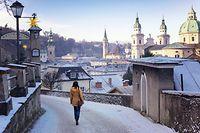 Salzburg versprüht zu jeder Jahreszeit seinen unverwechselbaren Charme.