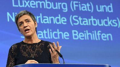 Wettbewerbskommissarin Margrethe Vestager war gegen Schlupflöcher in Luxemburg und anderen Ländern eingeschritten.
