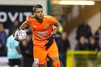 Anthony Moris a mené la fronde des joueurs envers l'Excelsior Virton. Aujourd'hui, le club gaumais attaque son ancien gardien ainsi que son club qui l'héberge.