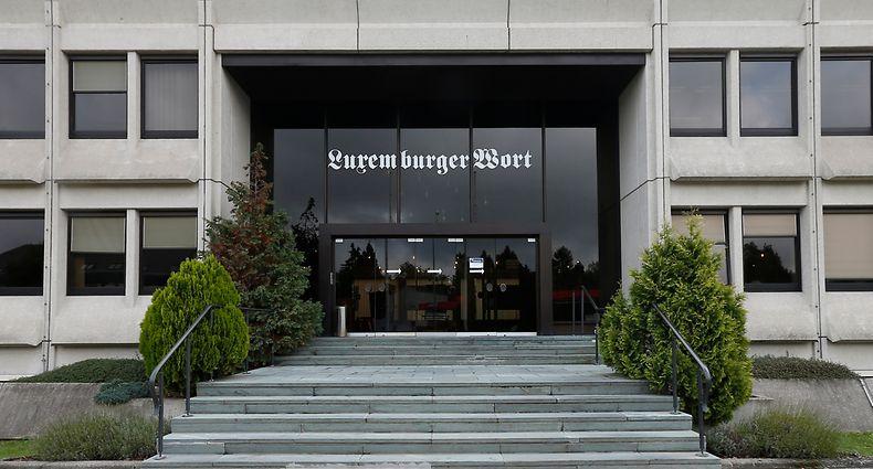 13.09.13 batiment gebauede  luxemburger wort saint-paul,  luxemburg eigentuemer,  gasperich , photo: Marc Wilwert