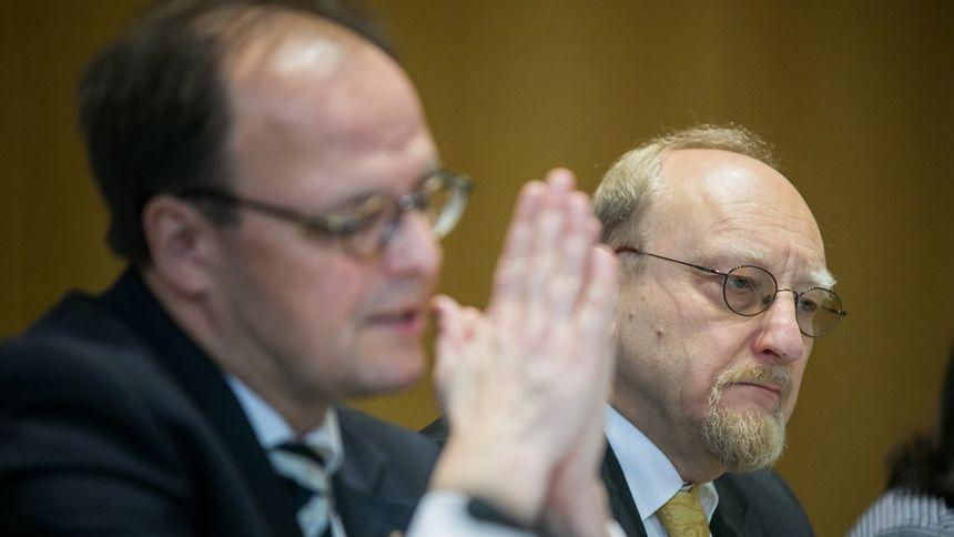 Die Jahrespressekonferenz der Deutsch-Luxemburgischen Wirtschaftsinitiative fand am Donnerstag statt.