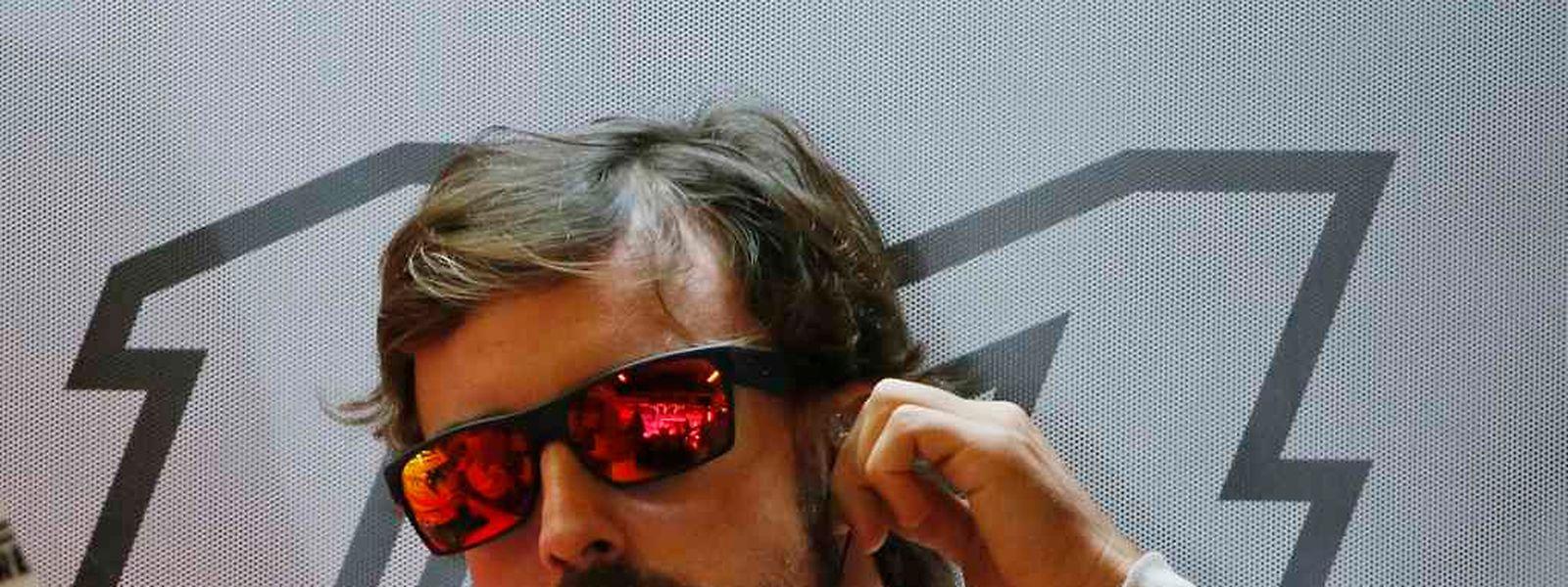 Glaubt man der BBC, fährt  Fernando Alonso bald für McLaren.