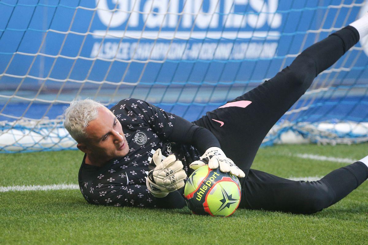Le gardien Keylor Navas fait partie des connaissances que retrouvera Messi en signant à Paris.