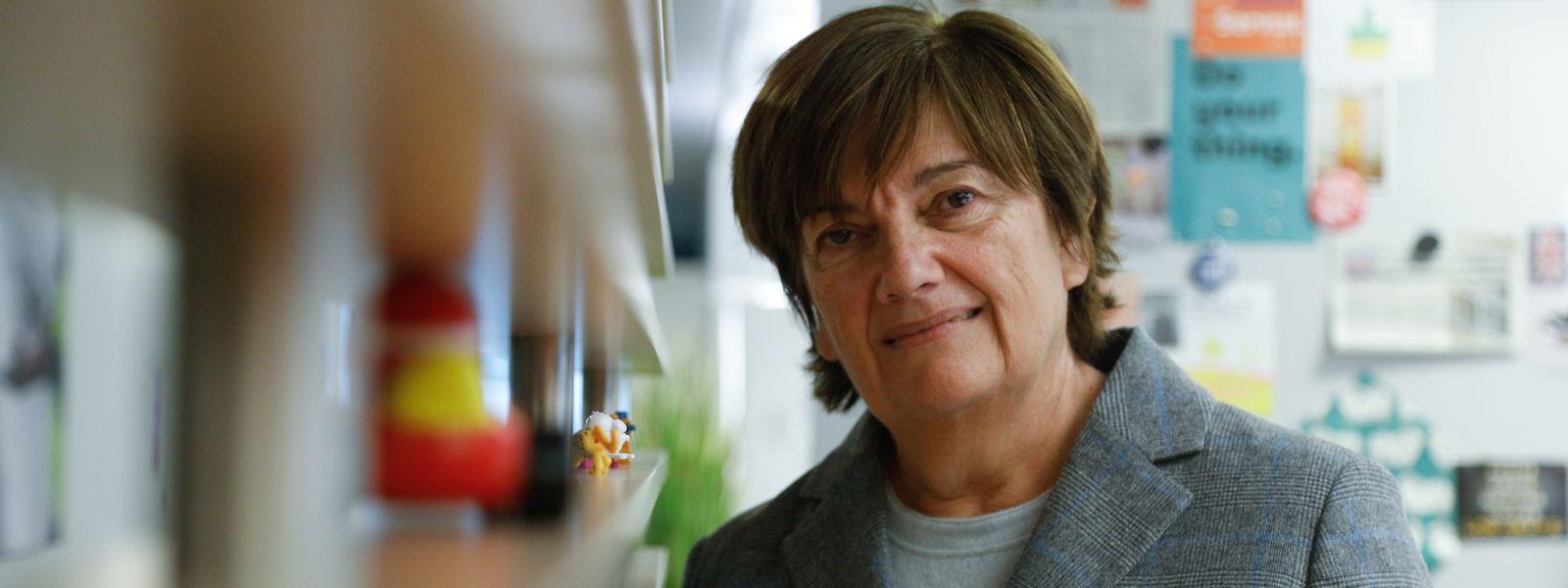 Michèle Detaille ist die erste Frau auf dem Präsidentenposten der Fedil und gleichzeitig, als Belgierin, die erste nicht-luxemburgische Präsidentin. Sie leitet die auf Verpackung, Industrielogistik und Handhabung spezialisierte Industriegruppe Alipa in Wiltz.