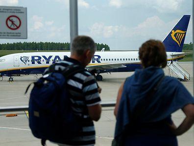 Der Platzhirsch im Passagiergeschäft, der irische Billigflieger Ryanair, hat seinen Vertrag mit dem Airport für fünf Jahre verlängert. Das sorgt im Hunsrück für eine gewisse Zuversicht.