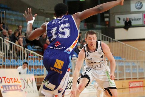 Basketball: Amicale bleibt Tabellenführer