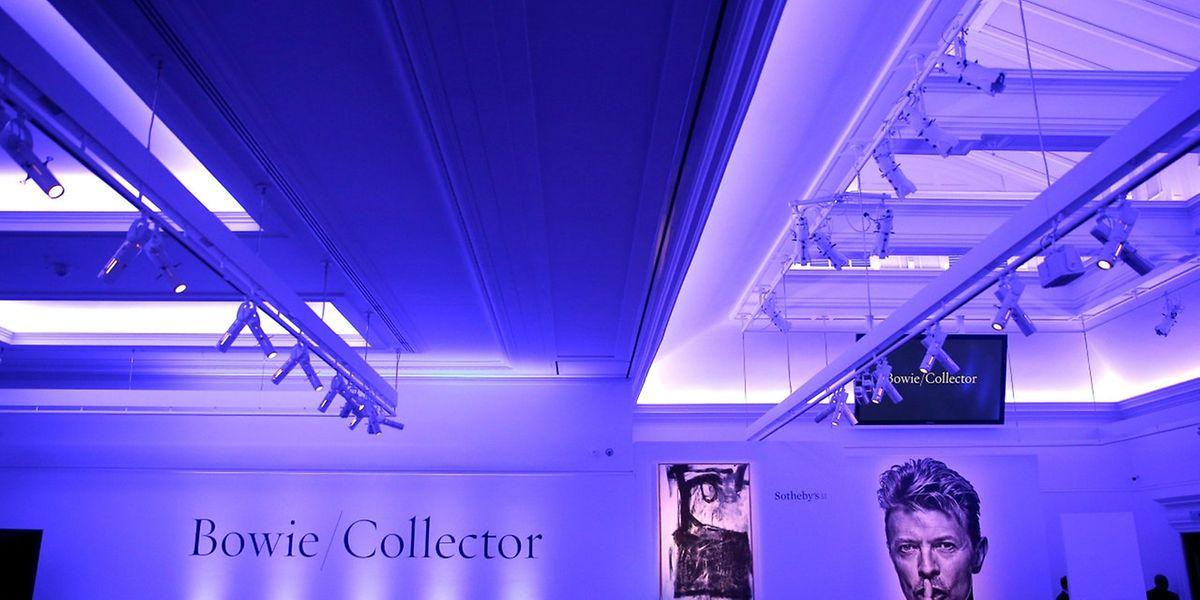 Für Sotheby's war die Auktion ein voller Erfolg.