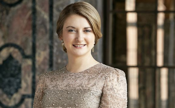 Luxembourg's Hereditary Grand Duchess Stéphanie has been implicated in the Kepha Affair