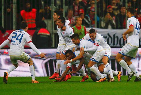 24. Spieltag in der Bundesliga: Mainz überrascht den FC Bayern