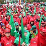 O governo não aceita que patrões não negoceiem com os sindicatos
