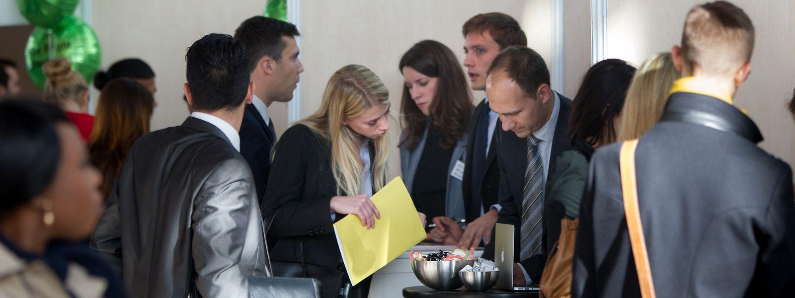 Pour les acteurs luxembourgeois, les capacités d'adaptation constituent l'une des qualités les plus recherchées au sein de leurs salariés.