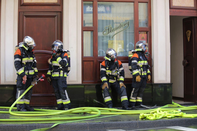 Im Einsatz waren Feuerwehrkräfte aus dem gesamten Süden und Zentrum des Landes.