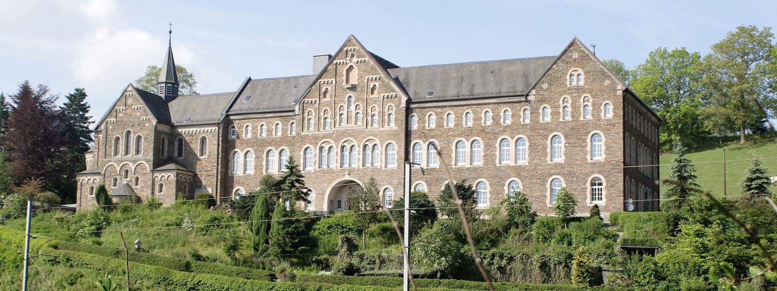 Das Kloster Fünfbrunnen bei Ulflingen ist heute ein idyllisch gelegener Rückzugsort.