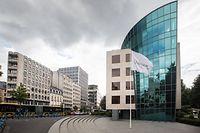 WI. Classement des banques . Banken,Finanzplatz Luxemburg , Banque de Luxembourg,Bvd Royal.Foto: Gerry Huberty/Luxemburger Wort